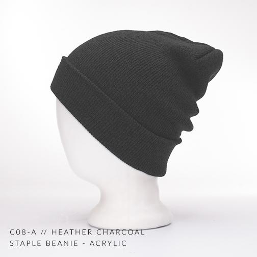 c08-A // HEATHER CHARCOAL