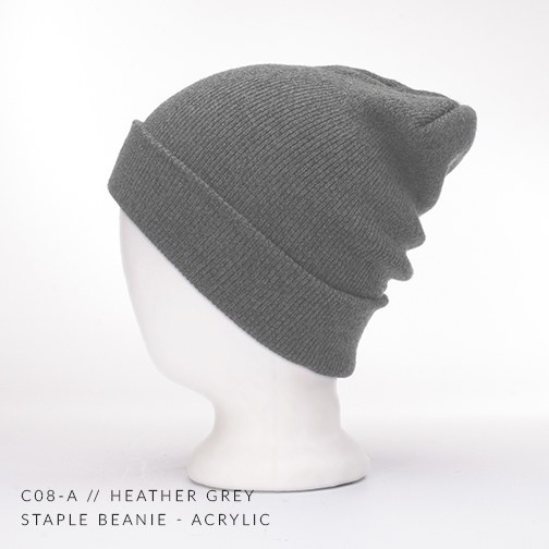 c08-A // HEATHER GREY