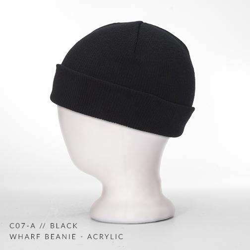 c07-A // BLACK