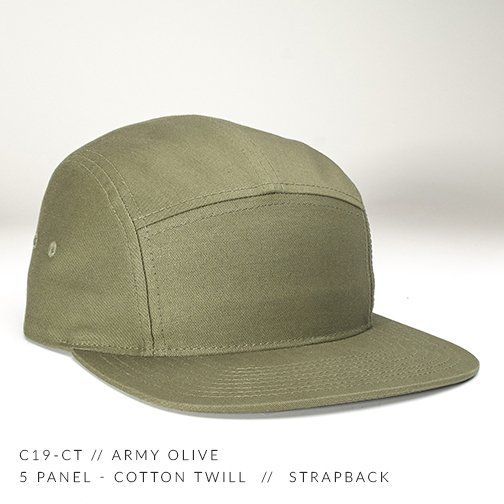c19-CT // ARMY OLIVE