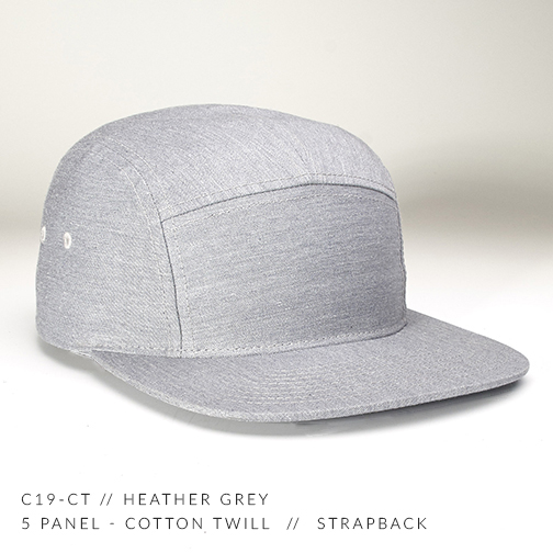 c19-CT // HEATHER GREY