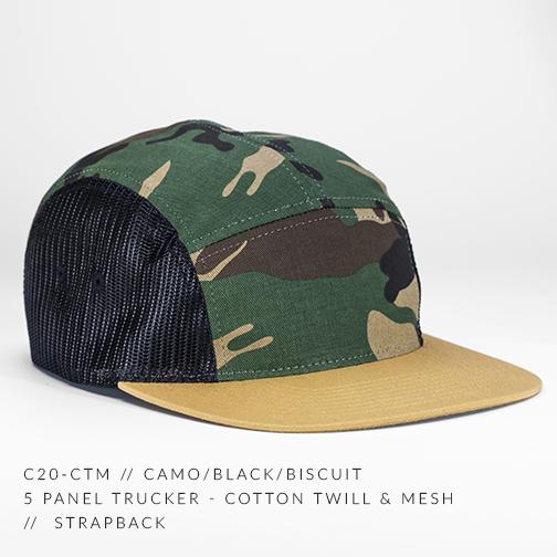 C20-CTM // CAMO/BLACK/BISCUIT