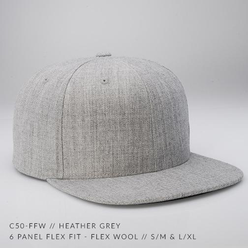 c50-FFW // HEATHER GREY