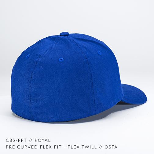 c85-FFT // ROYAL BACK