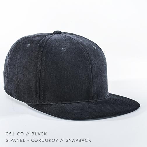 c51-CO // BLACK