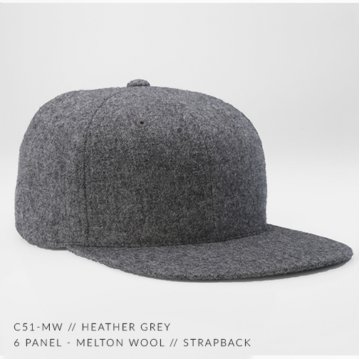 C51-MW // Heather Grey