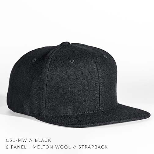 C51-MW  // Black