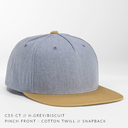 C55-CT // H.Grey/Biscuit