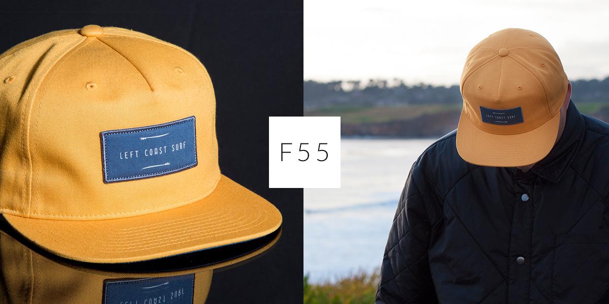 58903e20 F52 // FULL CUSTOM 6 PANEL TRUCKER HATS