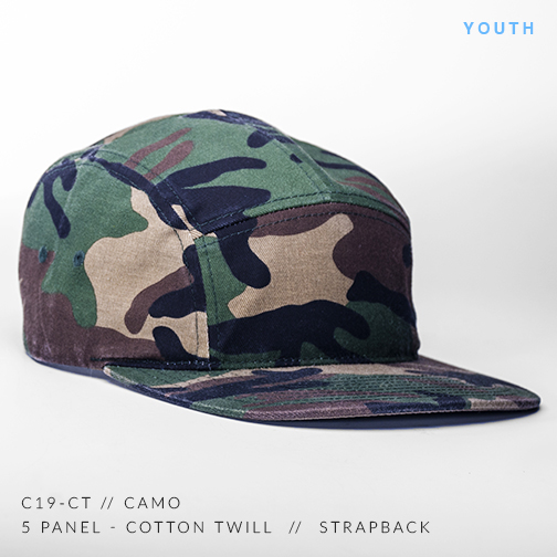 c19-CT // CAMO (YOUTH)