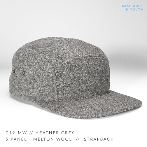 c19-MW // HEATHER GREY