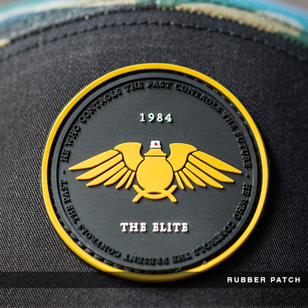 CUSTOM RUBBER PATCH