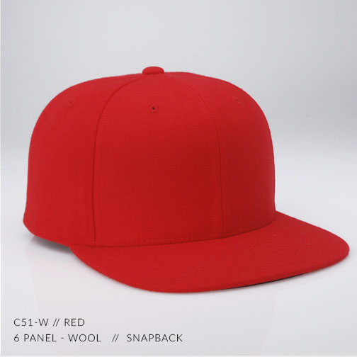 c51-W // Red