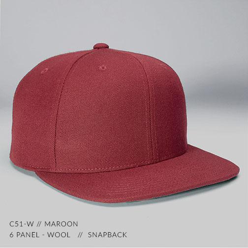 c51-W // Maroon
