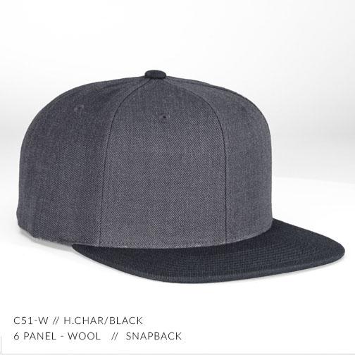 c51-W // H.Char/Black