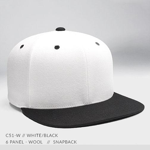 c51-W // White/Black