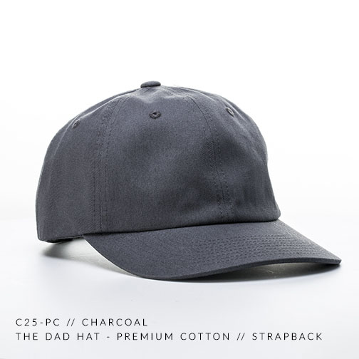 C25-PC // CHARCOAL