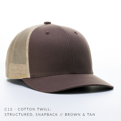 c12-CTM // Brown/Tan