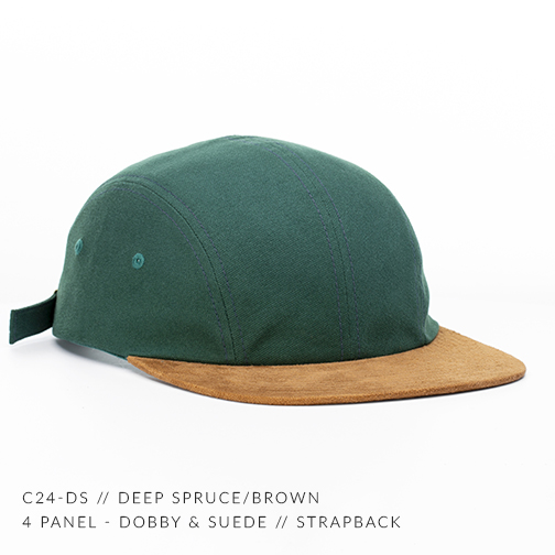 c24-DS // DEEP SPRUCE/BROWN