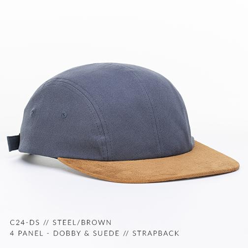 c24-DS // STEEL/BROWN