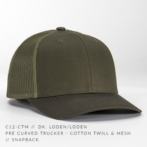 c12-CTM // Dk Loden/Loden