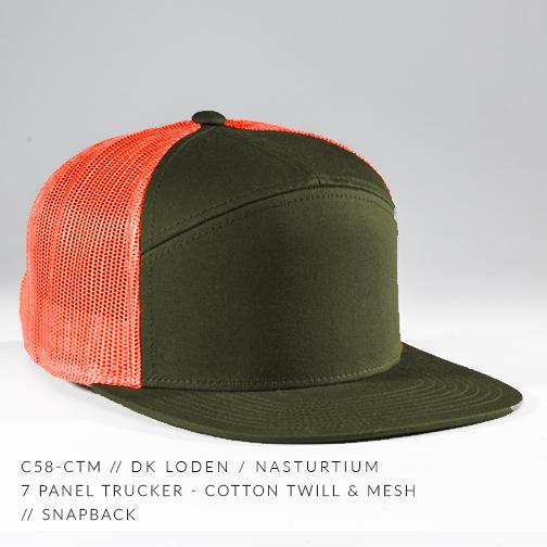 c58-CTM // DK LODEN / NASTURTIUM