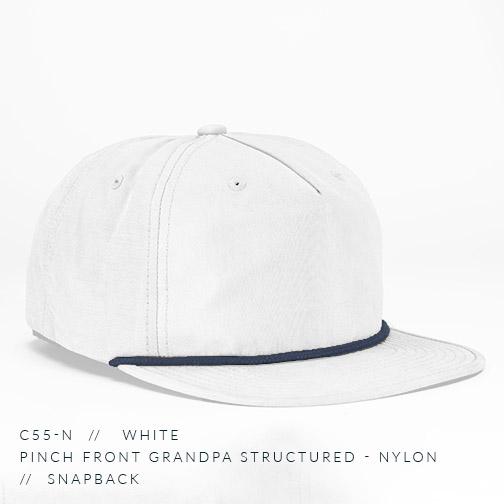 C55-N // White