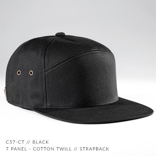 c57-CT // BLACK