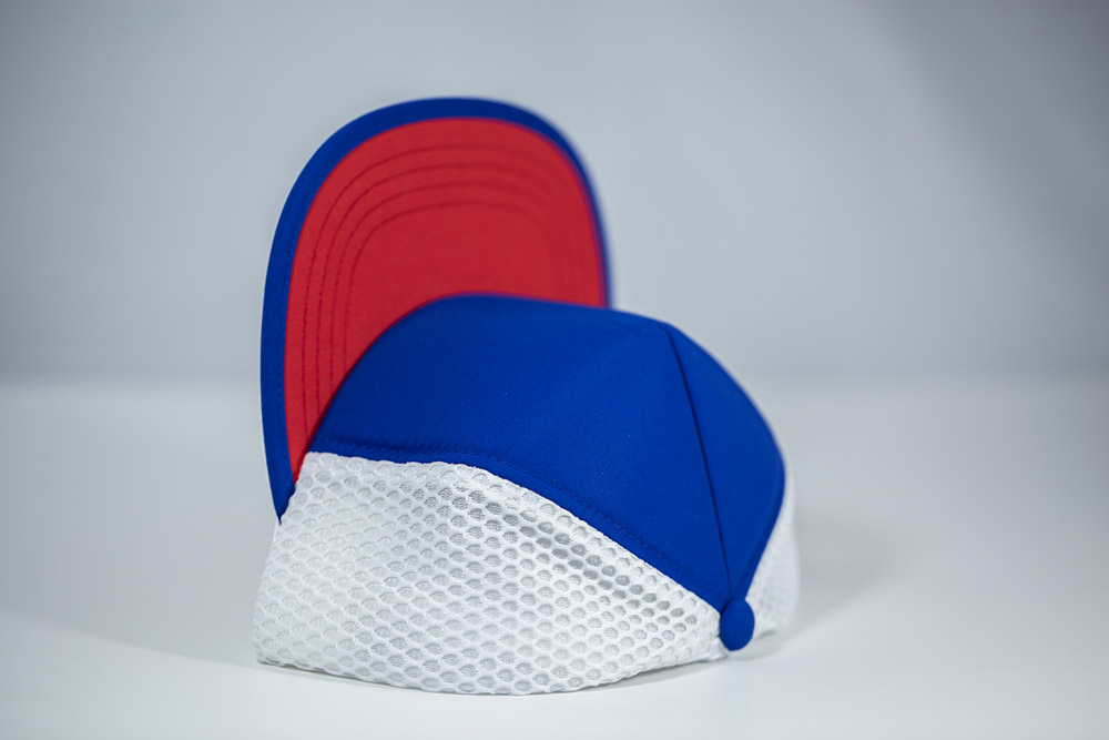 C54-WRN - BLUE/WHITE/RED