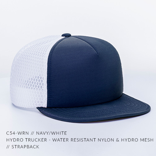 C54-WRN // NAVY/WHITE