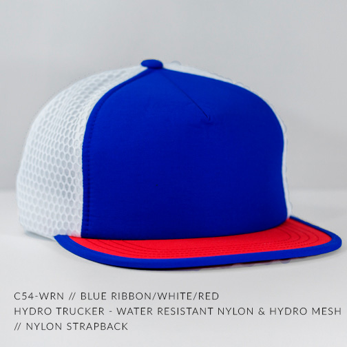 C54-WRN // BLUE RIBBON/WHITE/RED