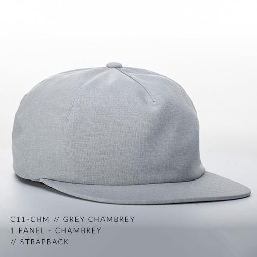 C11-CHM  //  GREY CHAMBREY