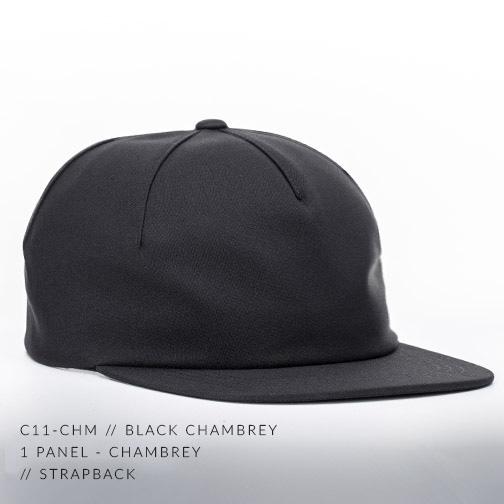 C11-CHM // BLACK CHAMBREY