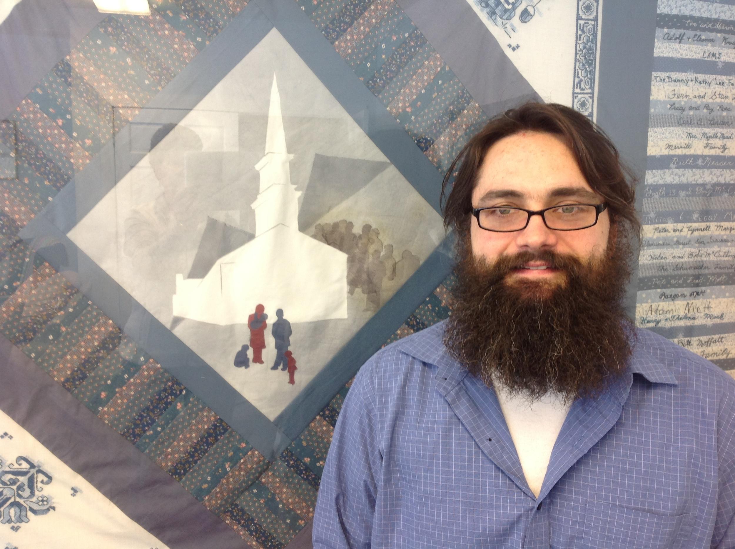 Elder, Jordan White  Youth Ministry