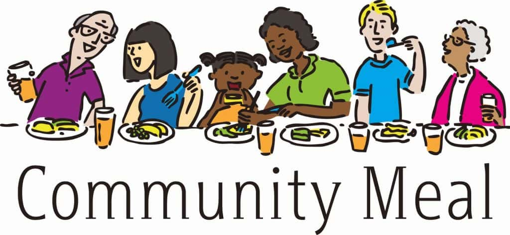 This free community dinner is open to all people that would like to come. Nothing is required of you other than to come and take part. This is a way for our church to reach out to our local neighbors and provide community, fellowship, friendship, and wholesome food!
