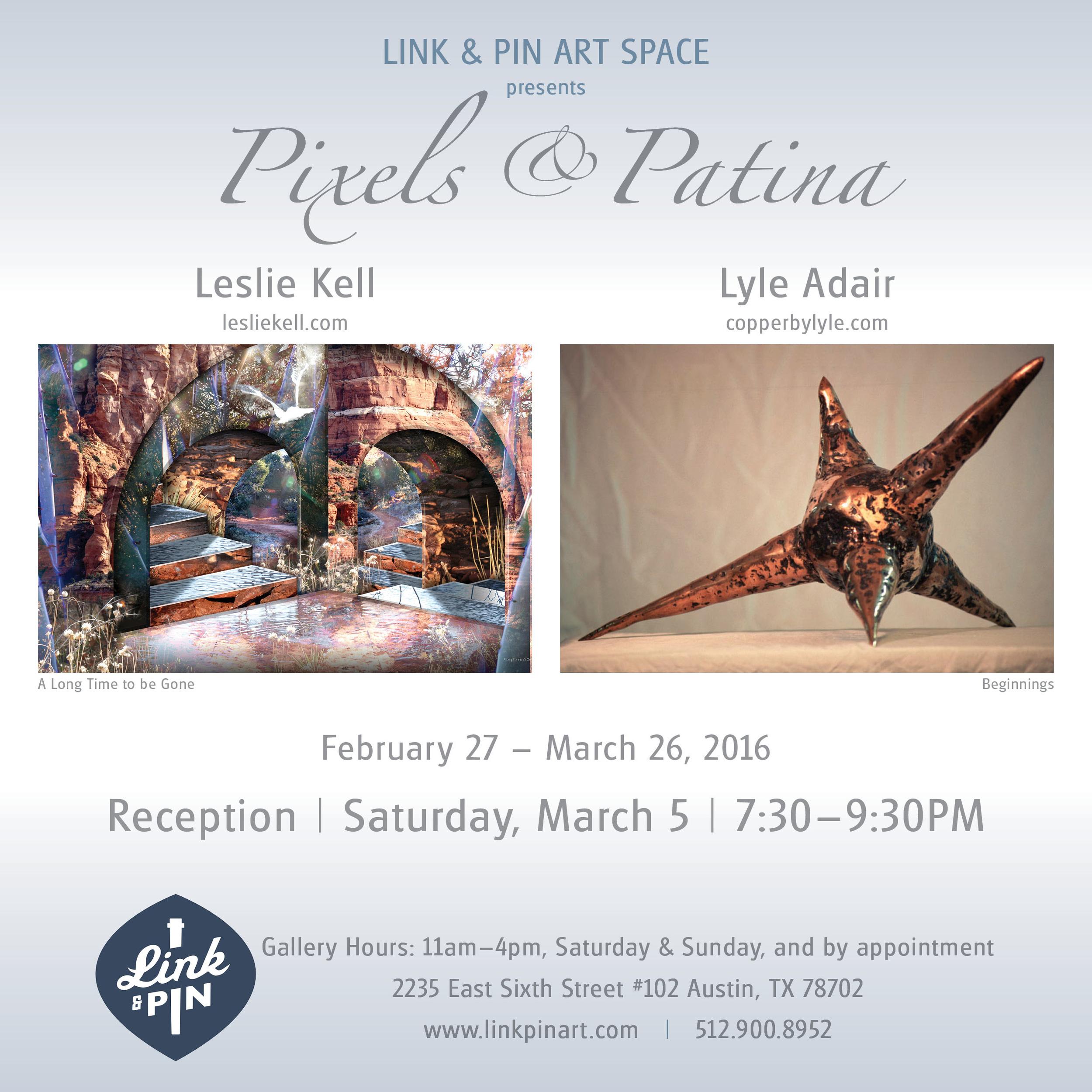 Pixels & Patina
