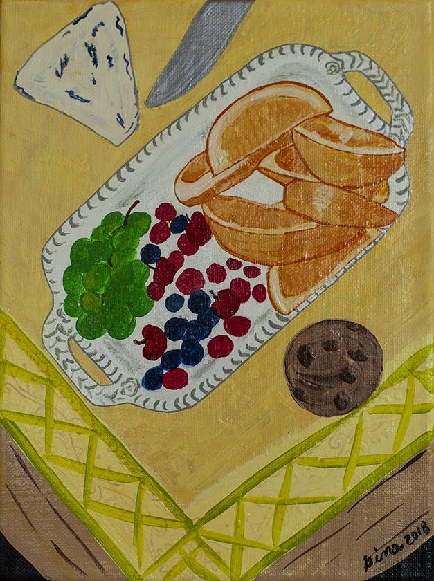 Gina Patino: Delicious