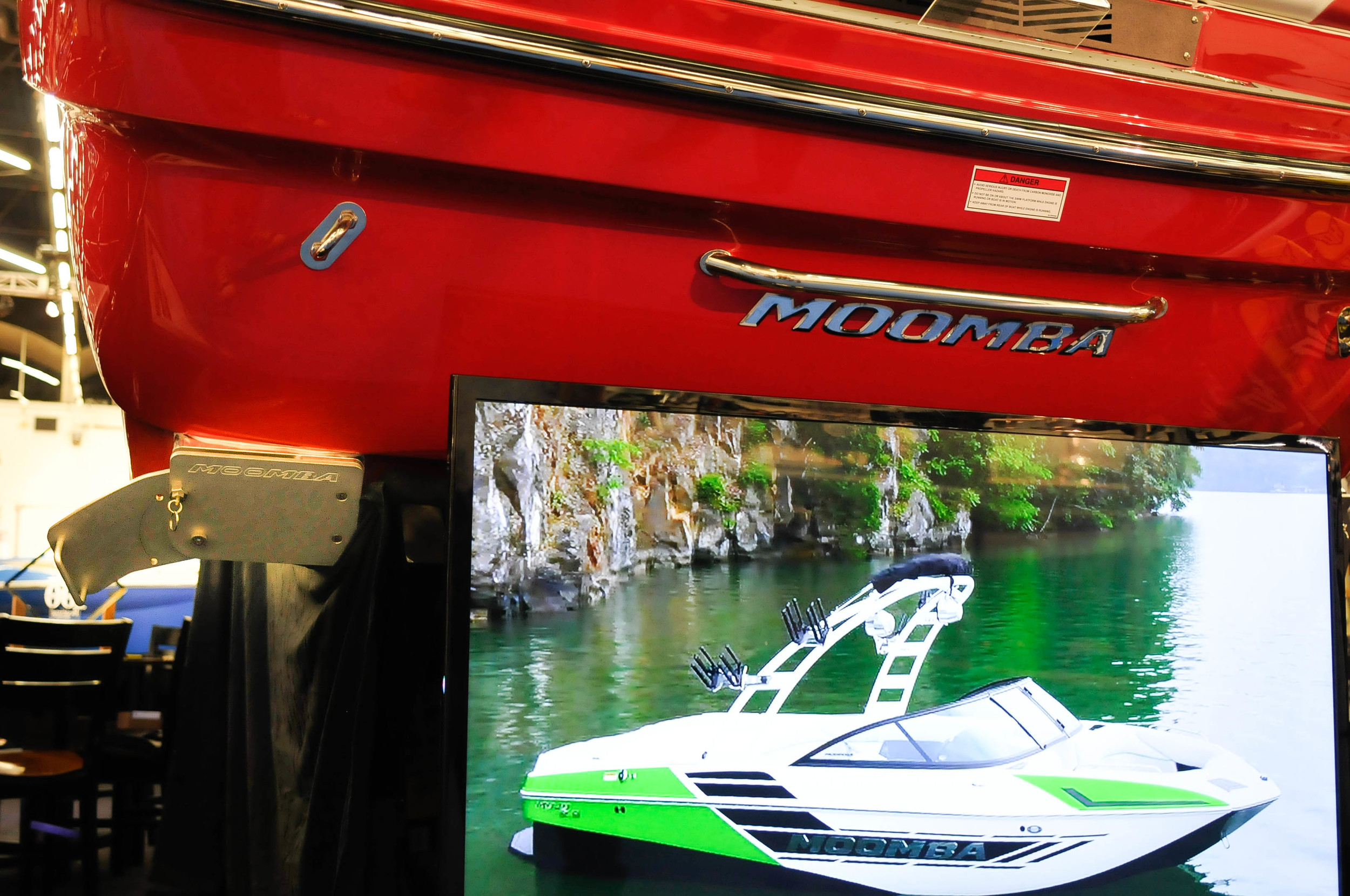 Moomba Flow Surf System