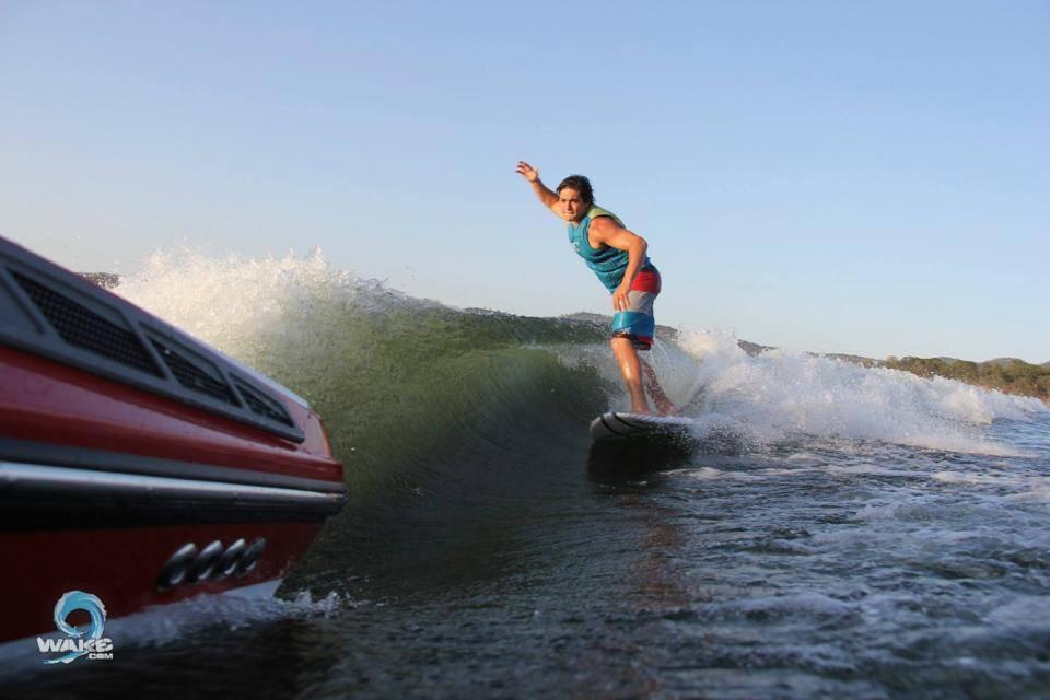 Rider: Chris Kinsey Photo: Wake9