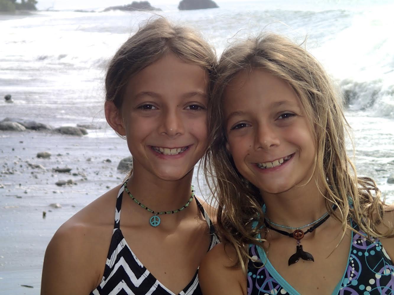 Gracie and Hailey