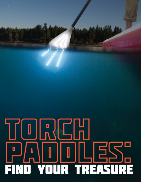 Torch-Paddles