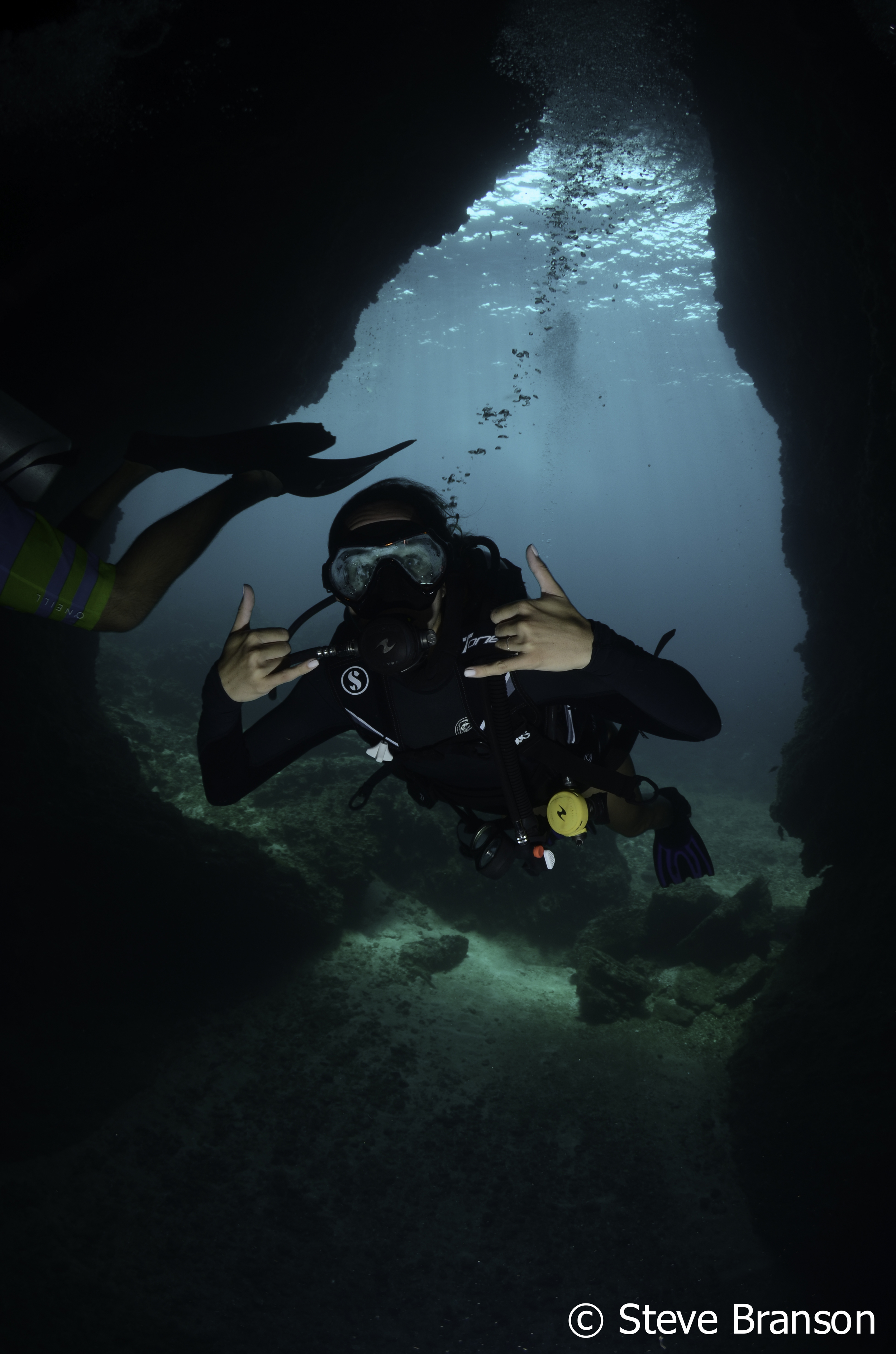 Scuba Diving in Thialand