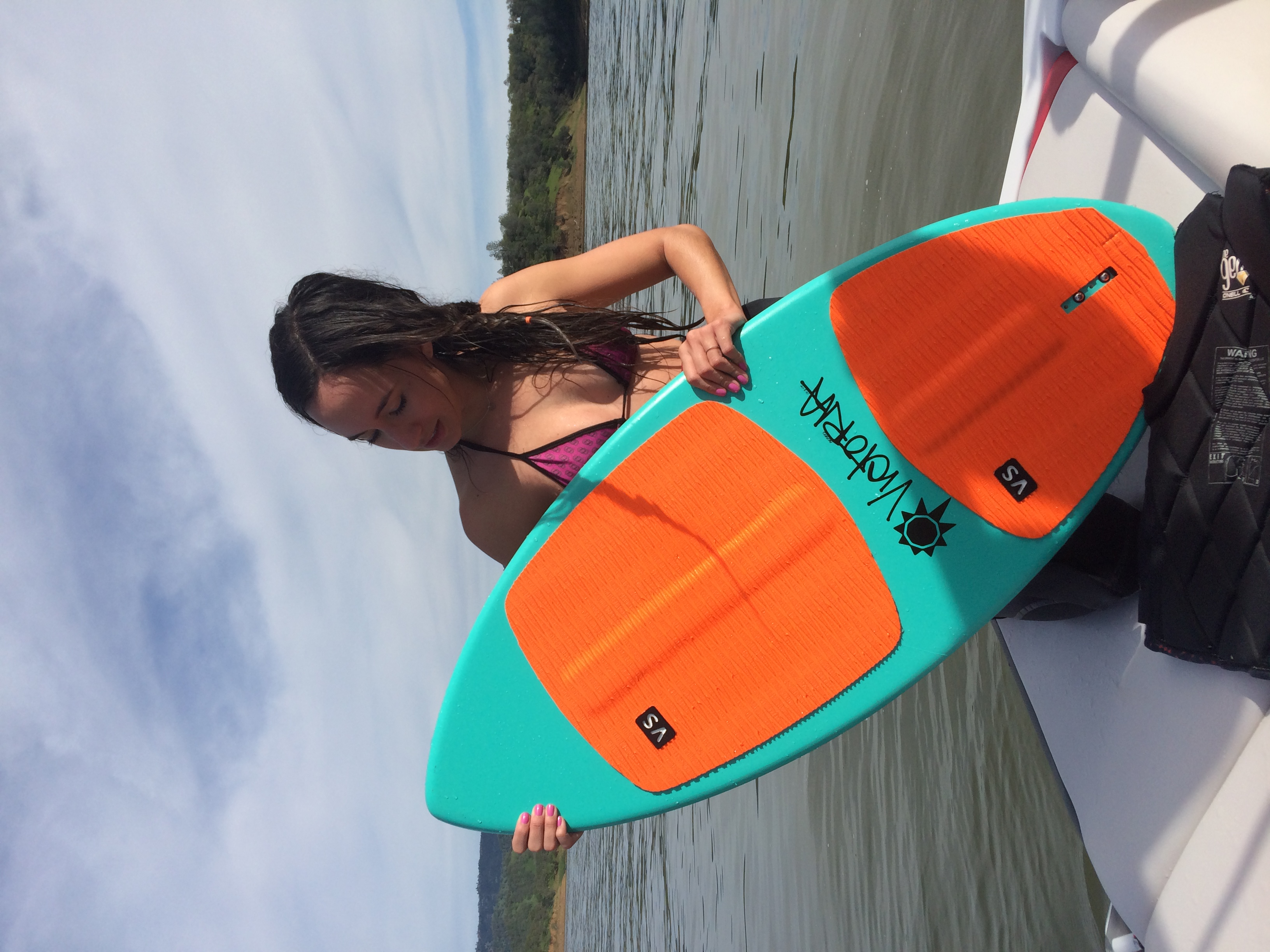 """Project """"V"""" by Victoria Skimboards"""