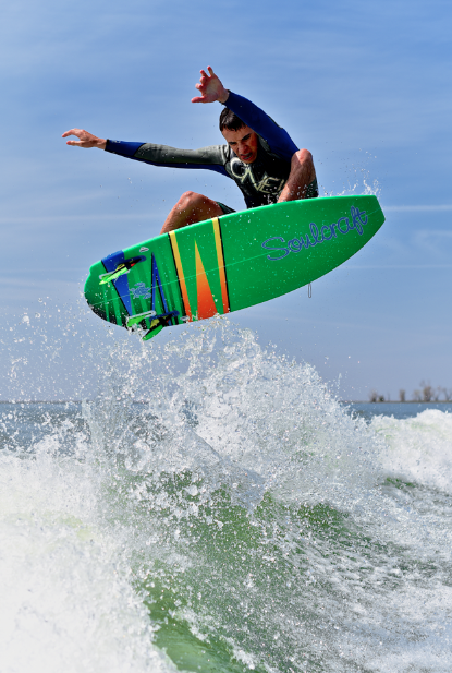 Hunter Clement Air Soulcraft Board