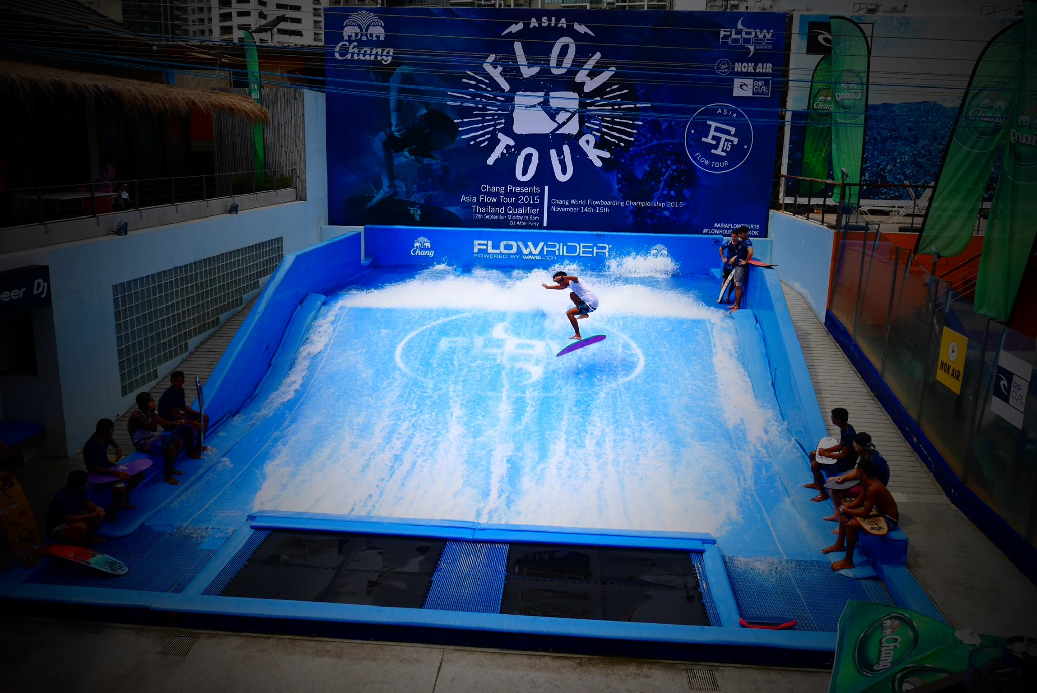Flow Tour- World Flowboarding Championship 2015