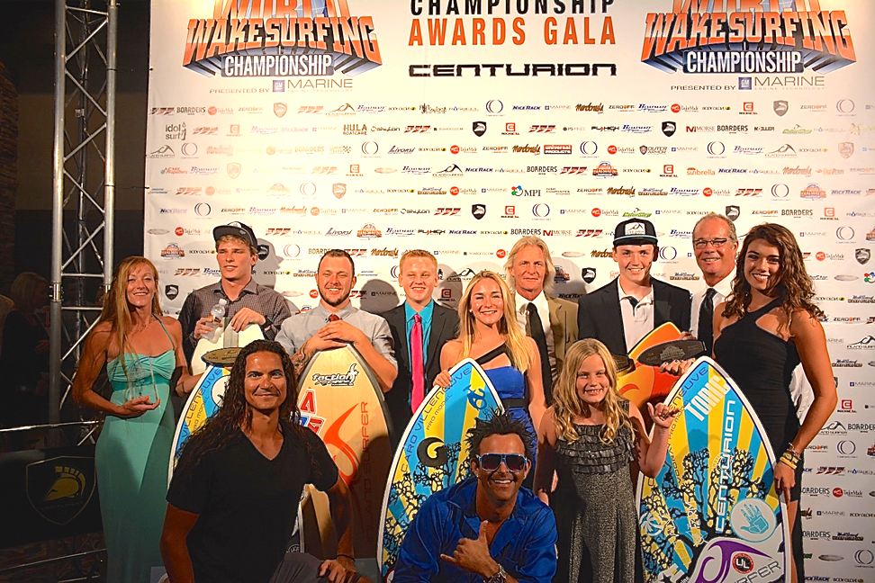 Team Inland Surfer at this year's Worlds