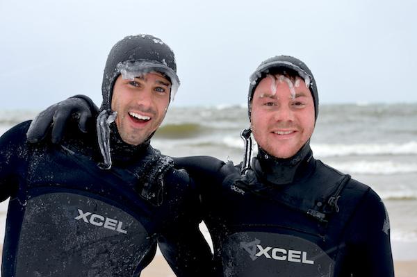 Tyler Mosley & Nick Brown -Photo by: Logan Kellams