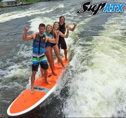 SUP ATX Adventure XL Paddleboard Rentals