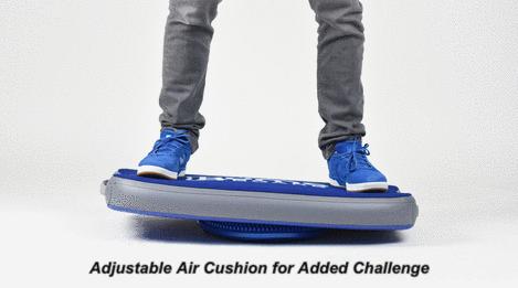 Kumo Board Adjustable Air Cushion