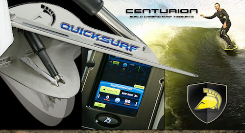 Centurion Quicksurf